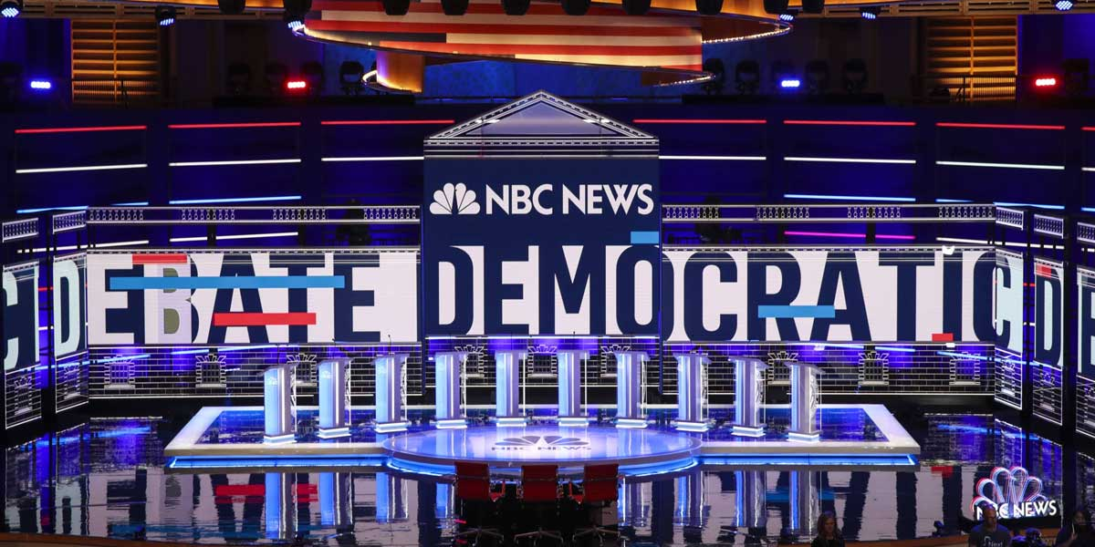 1st Democratic Debates