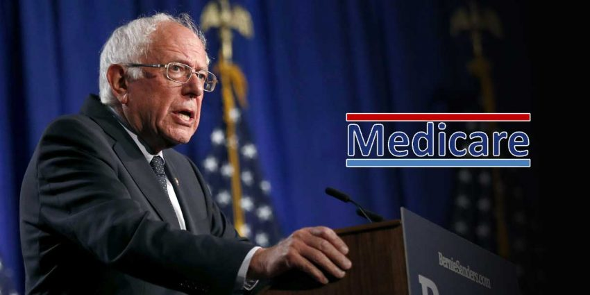 Bernie Sanders Stands Behind His Medicare-For-All Plan