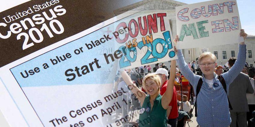 The 2020 census