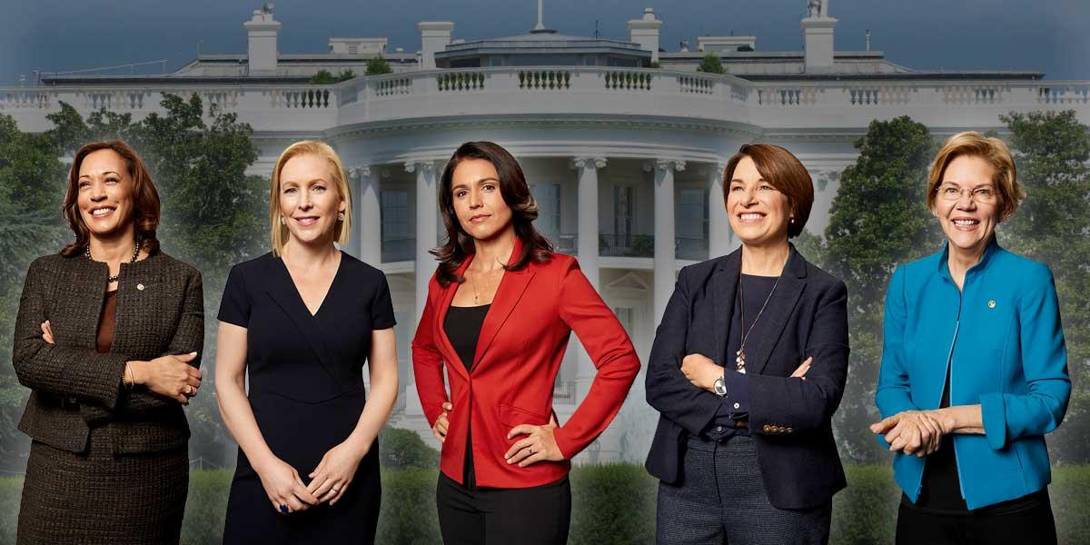 Female Democratic Candidates