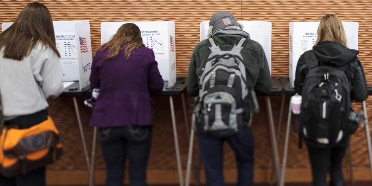 College Student Vote