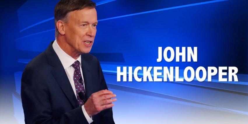 John Hickenlooper