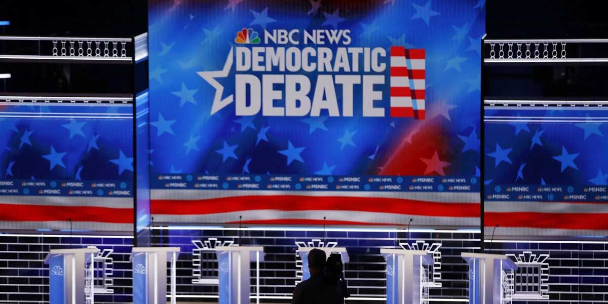 Nevada Democratic Debate