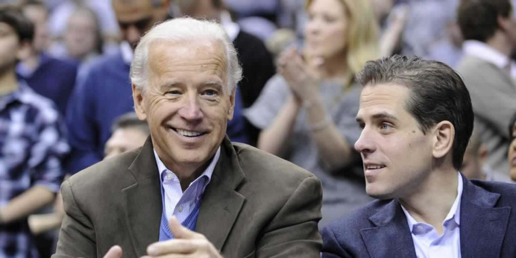 Joe Hunter Biden Scandal