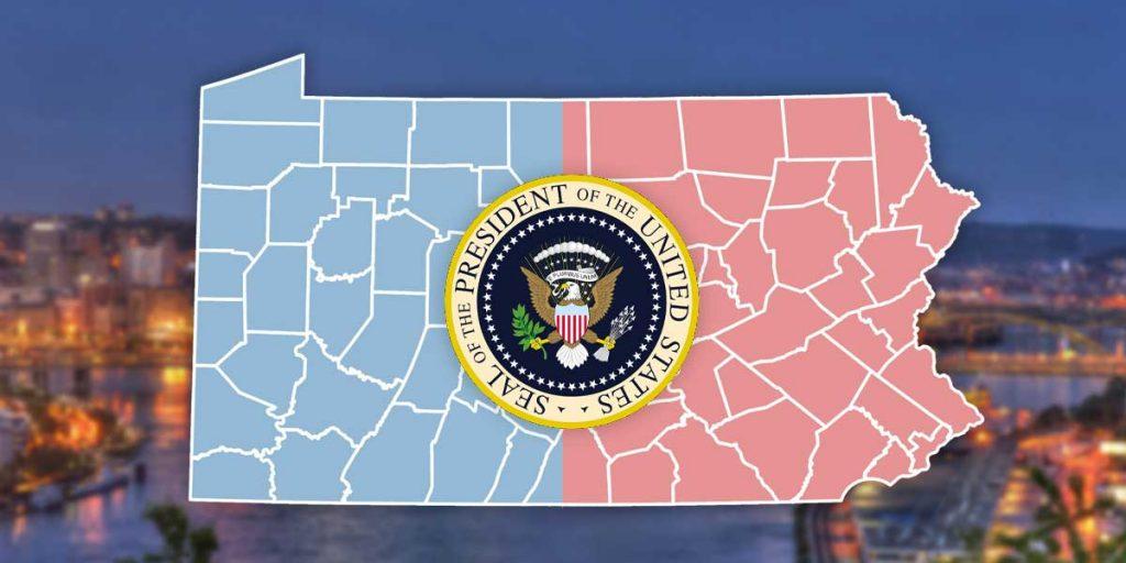 Presidential Election Odds For Pennsylvania