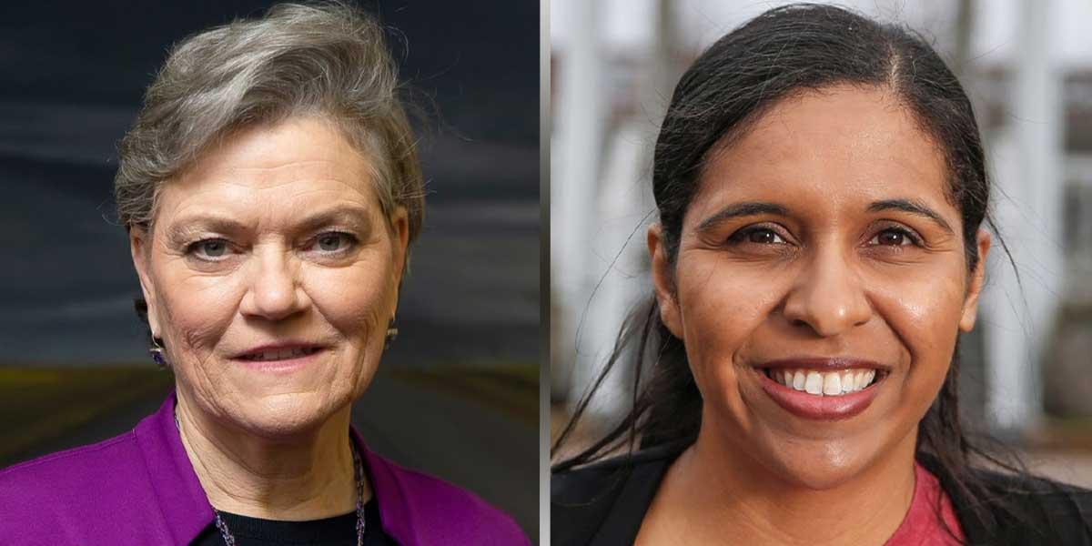 (D) Candace Valenzuela vs (R) Beth Van Duyne
